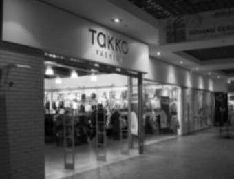 """Retail chain advertising """"Takko fashion"""""""